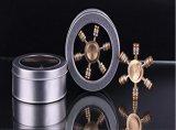 Aleación de aluminio Tri Finger Spinner Fidget Spinner Juguete Spinner de mano