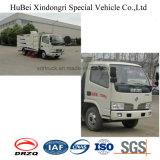 euro neuf 4 de camion de balayeuse de nettoyage de route de Dongfeng du modèle 5.5cbm