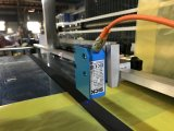 Vollautomatische 4 Zeilen Plastiktuch Beutel, der Maschinen-Preis bildet