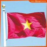Kundenspezifisch imprägniern und Sunproof Staatsflagge-Vietnam-Staatsflagge-Modell Nr.: NF-033