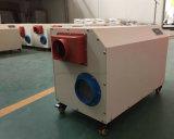 熱い販売の小さい乾燥性がある車輪の産業除湿器