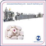 Linha de produção macia doces enchidos dos doces que fazem a máquina