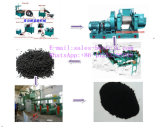 機械を作るゴム製粉をリサイクルする高出力の使用された不用なタイヤ