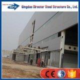 速い構築中国は鉄骨構造の倉庫の小屋を組立て式に作った