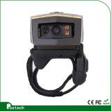 Mini scanner portatif à grande vitesse Fs02 de code barres d'Embeded 2D