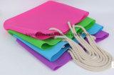 Мешок пляжа силикона нестандартной конструкции водоустойчивый/мешок силикона косметические/сумки силикона