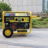 バイソン(中国)高いEffiencyの無声携帯用発電機Air-Cooled 3000ワットの3kVAの発電機ガソリン220V 60Hz
