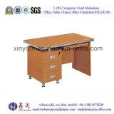 Malaysian 사무용 가구 사무실 책상 나무로 되는 컴퓨터 테이블 (MT-2426#)