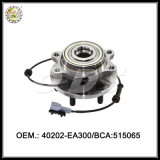 Unidade do rolamento do cubo de roda dianteira (40202-EA300) para Nissan
