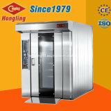 Machine 32 van het Baksel van het brood Diesel van Dienbladen Roterende Oven voor Verkoop