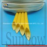 Sleeving кабеля Coated стеклоткани силикона Sunbow 4.0kv автомобильный