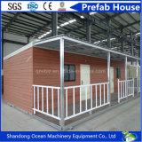 Het lichte Comité van de Sandwich van het Frame van het Staal prefabriceerde Modulair Mobiel Huis voor de Markt van India /Malaysia