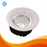 Redondo embutir la MAZORCA ajustable rotativa LED Downlight de Dimmable 30W del techo