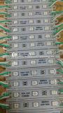 3SMD5050 el módulo de epoxy rojo 75*12 del color LED impermeabiliza el módulo del LED