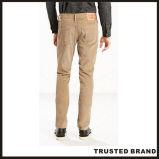100%年の綿の人のジーンズ(C045)