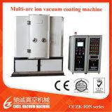 De Machine van de Deklaag van de Decoratie van de Deklaag Machine/PVD van de Lepels van het roestvrij staal/van Vorken PVD voor Tafelgereedschap/Vaatwerk/Keukengerei