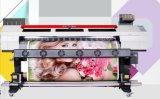 Imprimante de sublimation de textile 1.9m avec 3 têtes industrielles de PCS 5113