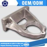 Kundenspezifisches CNC-Präzisions-maschinell bearbeitenteil mit Nickel des Chrom-(Chrom Schattierung), Chrom - Überzug