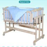 Muebles de madera para la choza sólida de la base de bebé del pino del bebé