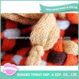 형식 대중적인 도매 싼 DIY에 의하여 뜨개질을 하는 아크릴 모직 털실