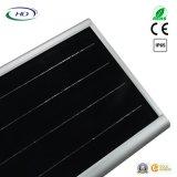 Cer 30W u. RoHS Diplom-integrierter LED Solargarten des PIR Fühler-/Straßenlaterne