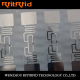 UHFwasserdichtes beständiges gegen Marke des chemischen Aufbau-RFID für Chemiefabrik