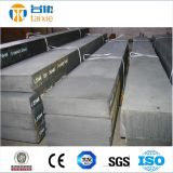 Placa de acero suave del carbón inoxidable laminado en caliente