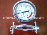 Appareil de mesure de l'eau de la jauge de pression pour l'usine de traitement de l'eau