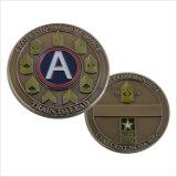 Metallpreiswerter Zoll wir Herausforderungs-Münzen