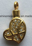 De Tegenhanger van het Hart van de Steen van de Lijm van Stype van de Manier van de Juwelen van het lichaam