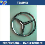 эмблема значка автомобиля логоса металла крома MB100 170mm