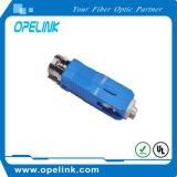 Manutenção programada simples do adaptador da fibra óptica para &#160 ótico; LAN da fibra