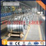 Bobine en acier galvanisée plongée chaude d'ASTM A653 SGCC