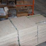 스페인 베이지색 대리석 Crema Marfil 지면 도와 공장 판매