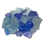Reflevtive Farben-Dekoration-ausgeglichenes Feuer-Vertiefung-Glas