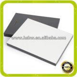 Plaque blanc en bois de sublimation pour le transfert thermique