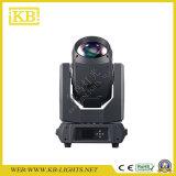 ビーム移動ヘッド17r350W洗浄点の照明
