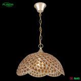 Lampada Pendant di cristallo decorativa, illuminantesi per la sala da pranzo