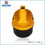 reemplazo de la batería recargable de 18V 3.0ah Ni-MH para Dewalt Dew-18