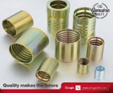 Garnitures de pipe Grooved de couplages Grooved de pipe