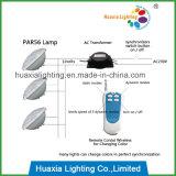 Natation épaisse Poollamp d'ampoule en verre DEL PAR56 d'IP68 12V