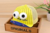 Heißer Verkaufs-Karikatur-Stickerei-Baumwollkind-Baseball-Hut scherzt Schutzkappe