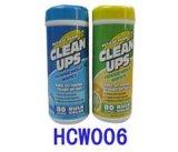 Sin alcohol modificada para requisitos particulares mojaron los trapos para la limpieza del hogar
