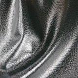 Couro popular do plutônio do projeto para o material da decoração do sofá (CPU004#)