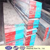 Aço frio D2/1.2379/SKD11 da placa de aço do molde do trabalho