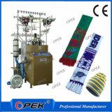 ふさのスカーフの編む機械