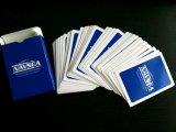 Cartões de jogo de papel do póquer de Navsea