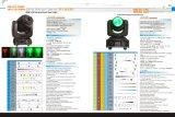 Новый свет луча конструкции 40W RGBW 4in1 СИД
