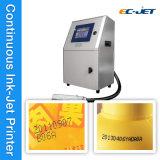 Quente-Vendendo a tâmara/a máquina impressão do código/número/logotipo/impressora Inkjet industrial (EC-JET1000)