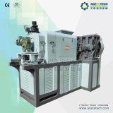 Máquina que exprime plástica para el plástico que recicla la desecación que se lava